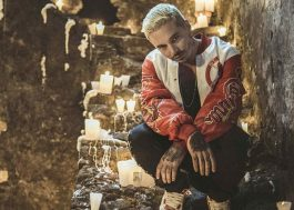 "Colombiano mais internacional e pop do mundo, J Balvin lança clipe para single ""Bobo"""