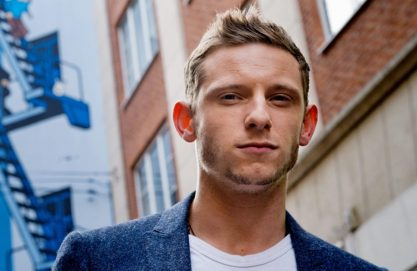 Jamie Bell como James Bond?