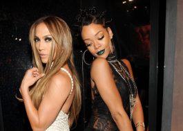 Jennifer Lopez revela que usou botas que ganhou da Rihanna em novo clipe