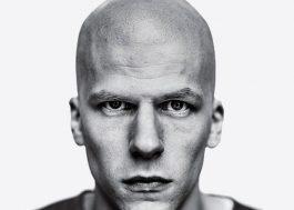 Jesse Eisenberg confirma Lex Luthor no filme da Liga da Justiça