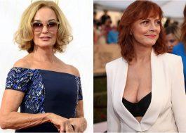 Jessica Lange e Susan Sarandon serão Joan Crawford e Bette Davis em série de Ryan Murphy