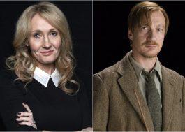 "J.K. Rowling se desculpa por ter matado Lupin em ""Harry Potter"""