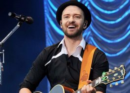 "Justin Timberlake libera prévia do single ""Can't Stop The Feeling"""