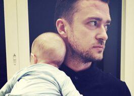 O jeito que o Justin Timberlake fala do filho é a coisa mais fofa do mundo!