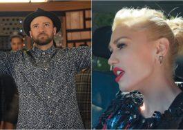 "Justin Timberlake chama Gwen Stefani e mais colegas para clipe de ""Can't Stop The Feeling"""