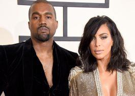 Kim Kardashian e Kanye West ganham o Oscar da internet e fazem discurso que, tipo…