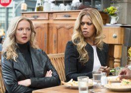 Série de Katherine Heigl e Laverne Cox é cancelada após só dois episódios!