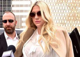Kesha troca seu time de advogados para novo confronto contra Dr. Luke