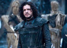 """Kit Harington revela que também enganou os colegas de elenco em """"Game of Thrones"""""""