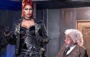 """Laverne Cox aparece pela primeira vez como Frank-N-Furter no novo """"Rocky Horror"""""""