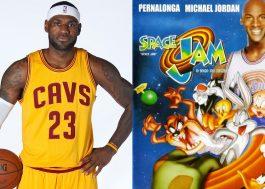 """O jogador de basquete LeBron James será o protagonista de """"Space Jam 2"""""""