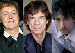 Festival nos EUA terá Paul, Stones, Dylan e outras lendas do rock no lineup!