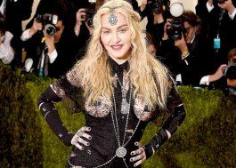 "Madonna sobre críticas ao seu vestido no Met Gala: ""ainda vivemos numa sociedade sexista"""