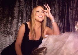 """Sempre tive auto-estima baixa"", diz Mariah Carey"