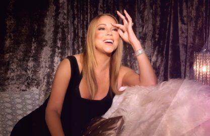 Mariah não quer saber do Grammy