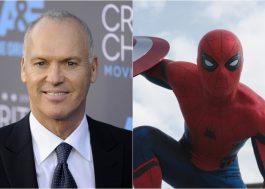 """Michael Keaton volta a negociar participação em """"Spider-Man: Homecoming"""""""