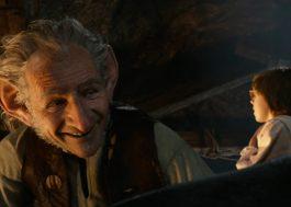 """""""O Bom Gigante Amigo"""", filme de Spielberg para a Disney, ganha novo trailer"""