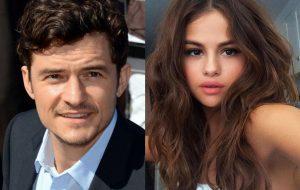 Fotos: Selena Gomez e Orlando Bloom supostamente dando uns beijos em Las Vegas