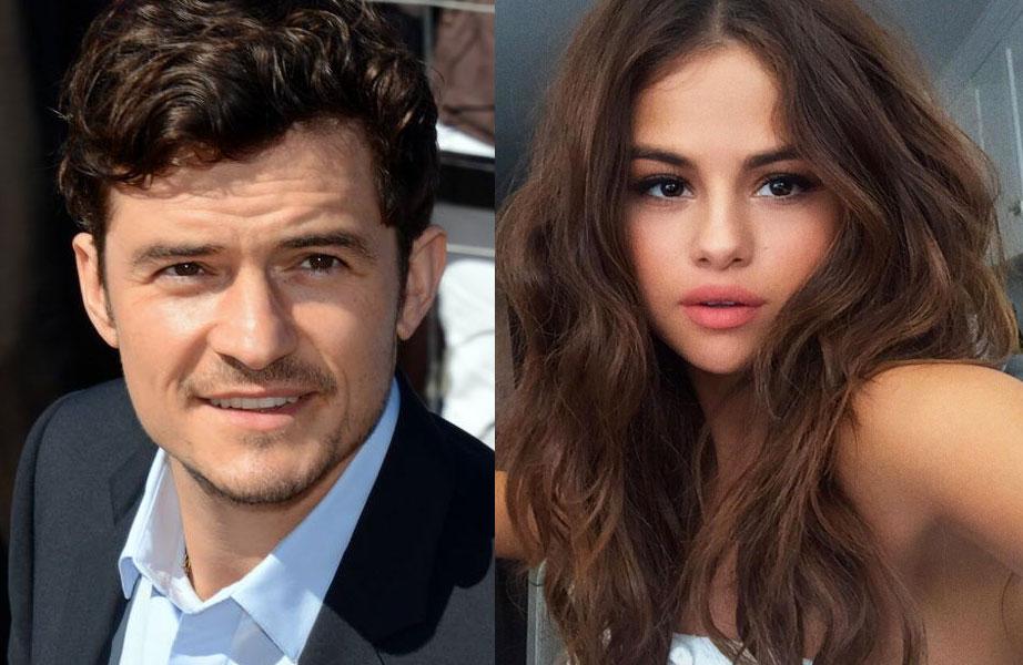 Fotos: Selena Gomez e Orlando Bloom supostamente dando uns ...