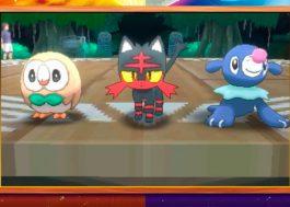 """""""Pokémon Sun"""" e """"Moon"""" mostra trailer com os Pokémon iniciais e gráficos repaginados"""