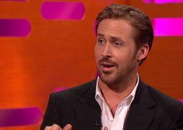 Ryan Gosling conta da vez que lambeu a barriga peluda de um cara