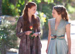 """Sophie Turner diz que Sansa deveria namorar mulheres em """"Game of Thrones"""""""