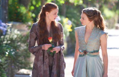 """Sansa, de """"GoT"""", namorando garotas?"""