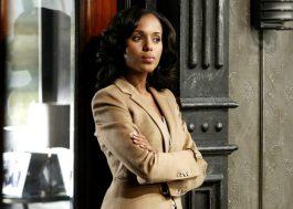 """Gravidez de Kerry Washington pode adiar sexta temporada de """"Scandal"""""""