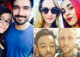 """Já tem váários atores de """"Sense8"""" no Brasil e eles estão andando por São Paulo!"""