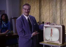 """Seth Rogen encarna o Walt Disney para promover a nova animação """"Sausage Party"""""""