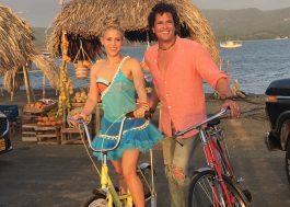 """Shakira está de volta em música de Carlos Vives; ouça """"La Bicicleta"""""""