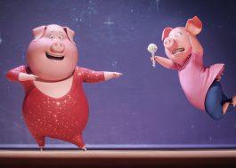 """Animais cantam Lady Gaga e Sam Smith em novo trailer da animação """"SING"""""""