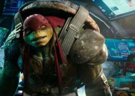 "Cena inédita de ""As Tartarugas Ninja 2"" faz referência ao clássico ""Scarface"""