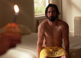 "Milo Ventimiglia paga bundinha no primeiro trailer da série ""This Is Us"""
