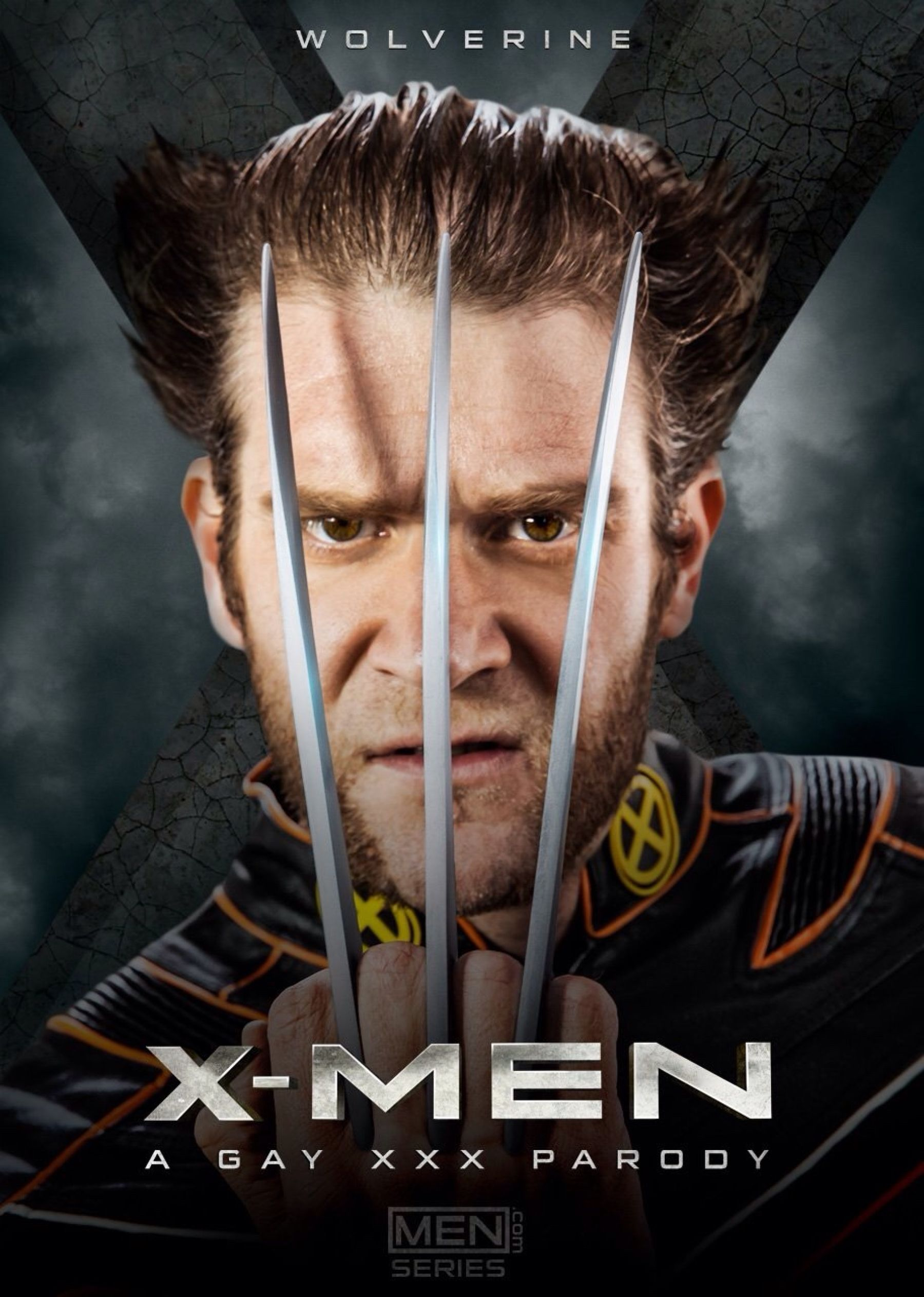 Gay X Men Sex 34