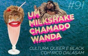Falando de cultura queer e black music com Rico Dalasam