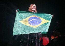 Empresário revela que Adele trocou Brasil por Austrália na última turnê