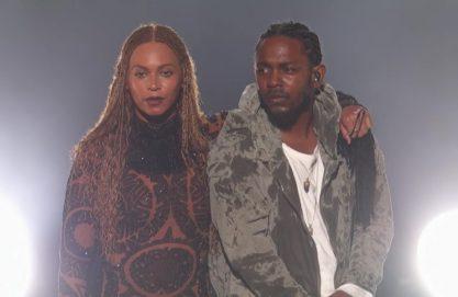 Beyoncé arrasando no BET Awards