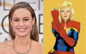 """Socorro! Brie Larson será a """"Capitã Marvel"""" no cinema!"""