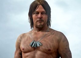 "Norman Reedus, de ""TWD"", aparece pelado em novo game do criador de ""Metal Gear"""