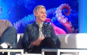 """Ellen DeGeneres fala com a gente sobre """"Procurando Dory"""": """"é mais complexo do que se espera"""""""