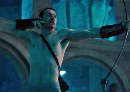 """Michael Fassbender tirando nosso fôlego no novo trailer de """"Assassin's Creed"""""""