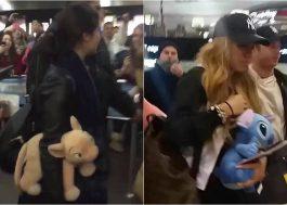Fifth Harmony chega ao Brasil causando alvoroço entre os fãs