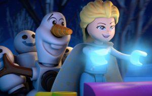 """""""Frozen"""" vai ganhar novas aventuras em curtas da LEGO"""