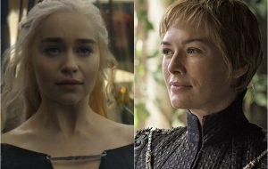 """""""Game of Thrones"""" é das mulheres! Emilia Clarke e Lena Headey falam sobre o que está por vir"""