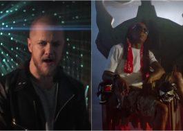 """Imagine Dragons, Lil Wayne e Wiz Khalifa se juntam ao """"Esquadrão Suicida"""" em novo clipe"""