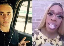 "Justin Bieber faz queen de ""RuPaul's Drag Race"" se tornar viral nas redes sociais"