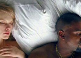 """Kanye West faz um orgia de celebridades (Taylor está lá!) no clipe de """"Famous"""""""