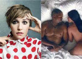"""Lena Dunham sobre """"Famous"""" do Kany West: """"Me deixou enojada"""""""