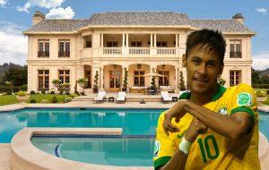 """Airbnb empresta essa """"casinha"""" em Beverly Hills para o Neymar curtir com 11 amigos"""